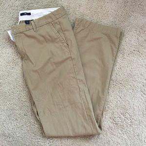 Gap Extra Long Khakis